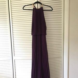 Xscape Violet Gown Size 4